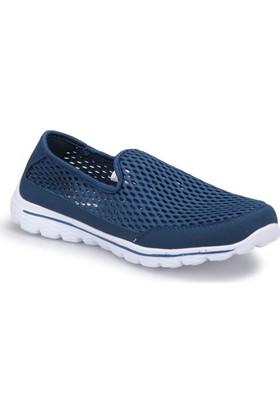 Kinetix Densor Lacivert Turuncu Erkek Yürüyüş Ayakkabısı