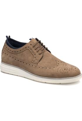 Cordovan 71123-1 M Bej Erkek Deri Modern Ayakkabı