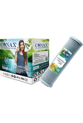 Conax 10' Aktif Karbon Blok Filtre