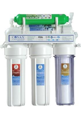 Conax Eco 6 Aşamalı (Alkali) Pompasız Su Arıtma Cihazı