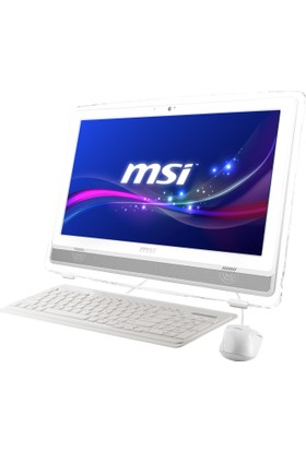 "MSI 22ET 4BW-022XEU Intel Celeron N3160 4GB 1TB Freedos 21.5"" FHD All In One Bilgisayar"