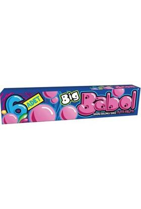 Big Babol Sakız Tutti Frutti 6'lı
