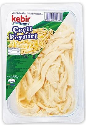 Kebir Çeçil Peyniri 500 Gr