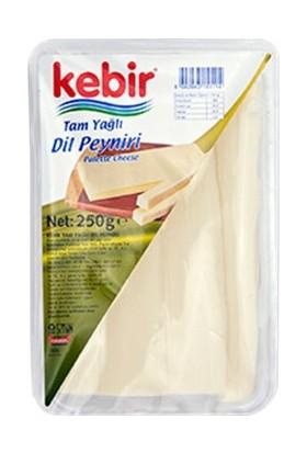 Kebir Tam Yağlı Dil Peyniri 250 Gr