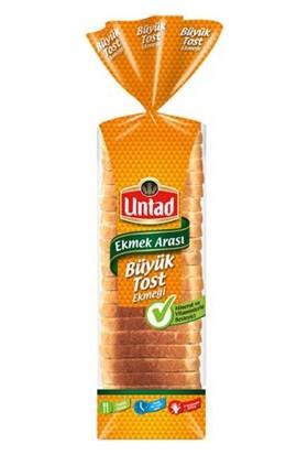 Untad Büyük Tost Ekmeği 670 Gr