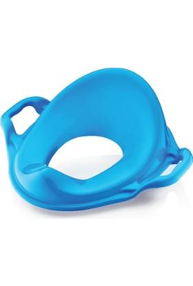 Dünya plastik KULPLU KLOZET ADAPTÖRÜ mavi