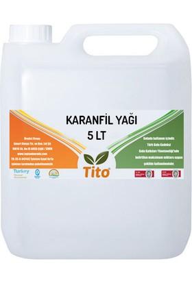 Tito Karanfil Yağı 5 lt