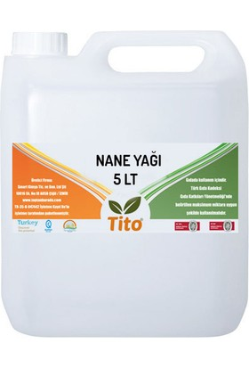 Tito Nane Yağı 5 lt