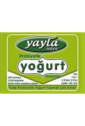 Yayla Prebiyotik Yoğurt Mayası 1 gr
