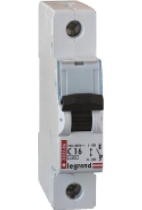 Legrand 1X25A 4,5 Ka Otomatik Sigorta
