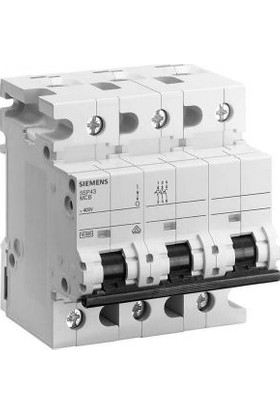 Siemens 3X20A 3Ka Otomatik Sigorta