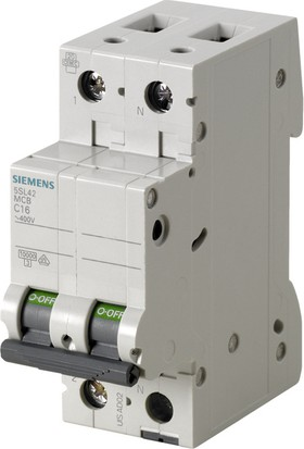 Siemens 2X16A 6Ka Otomatik Sigorta C Serisi