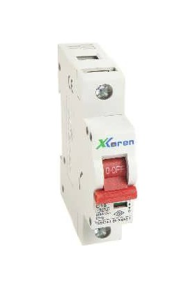 Xkoren 1X32A 3Ka Otomatik Sigorta