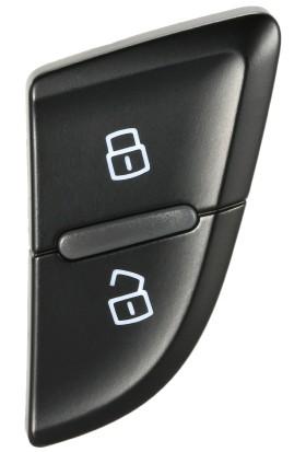 Audi A4 2008 Sonrası Merkezi Kilit Düğmesi