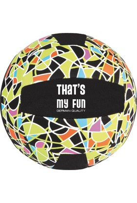 That's My Fun Plaj Topu Color Pro - Boyut 5