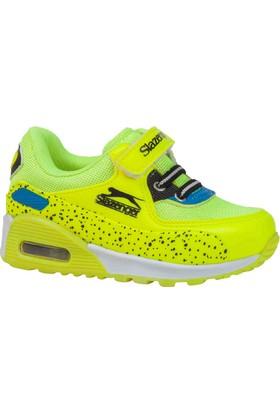 Slazenger New Flex Yellow Spor Ayakkabı