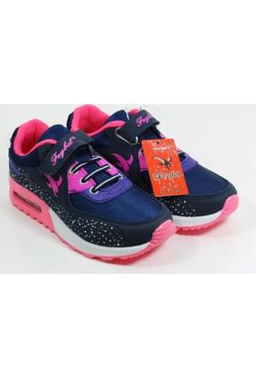 Feybıl Kız Çocuk Bebek Spor Ayakkabı 640 04
