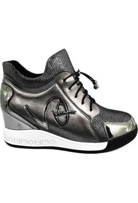 Guja Kadın Spor Gizli Topuklu Ayakkabı 17Y373 02