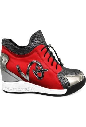 Guja Kadın Spor Gizli Topuklu Ayakkabı 17Y373 04