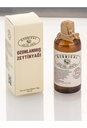 Ozonical Ozon Yağı 100 Ml.