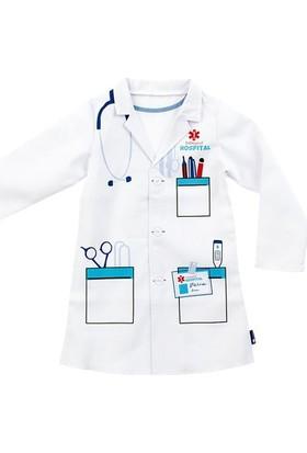 Imaginarium Çocuklar İçin Doktor Kostümü - Doctor Suıt
