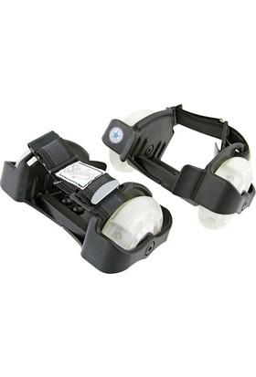 Imaginarium Ayakkabı İçin Tekerlek - Flashıng Wheels Black