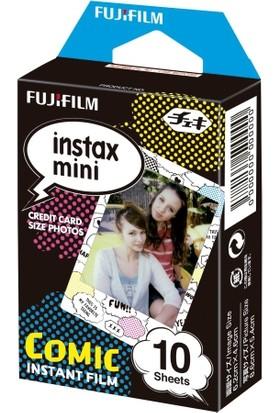 Fujifilm Instax Mini Comic 10'lu Film