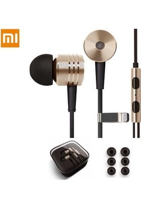 Mi Xiaomi Piston 2 Kulak İçi Kulaklık Altın Uçlu