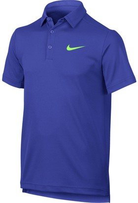 Nike 844311-452 B Nk Dry Polo T-Shirt Çocuk Polo T-Shirt