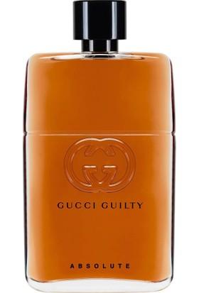 Gucci Guilty Absolute EDP 90 ml Erkek Parfüm