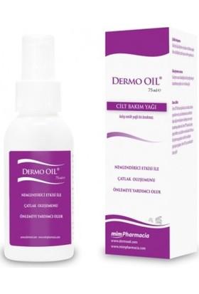 Dermo Oil Cilt Bakım Yağı