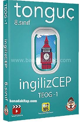 Tonguç Akademi Yayınları 8. Sınıf TEOG 1 İngilizce Cep Kitabı