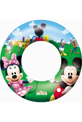 Bestway 91004 Mickey Mouse Lisanslı Can Simidi 56 cm.