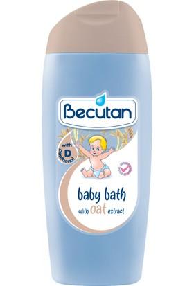 Becutan Yulaf Özlü Bebek Banyo Köpüğü 200 ml