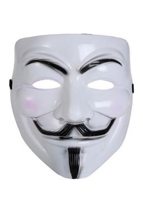 Partistok V For Vendetta Maskesi Fiyatı Taksit Seçenekleri