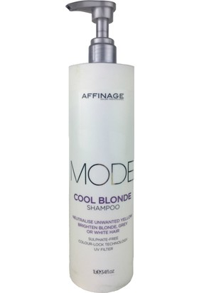 Affinage Cool Blonde Shampoo 1000 ml.