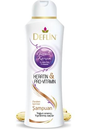 Deflin Keratin&Provitamin Şampuan