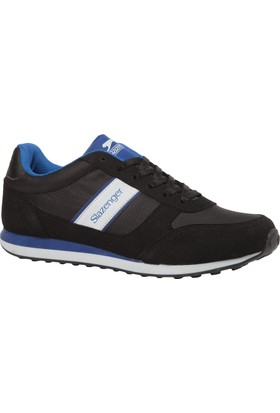 Slazenger Mutay Erkek Günlük Ayakkabı Black
