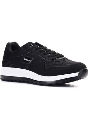 Slazenger Melburn Kadın Günlük Ayakkabı Black / White