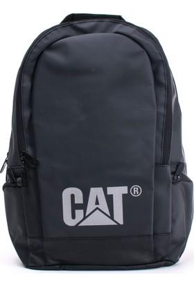Cat Harici Laptop Bölmeli Sırt Çantası Siyah 83324
