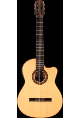 Merida Trajan T-45SSES Elektro Klasik Gitar