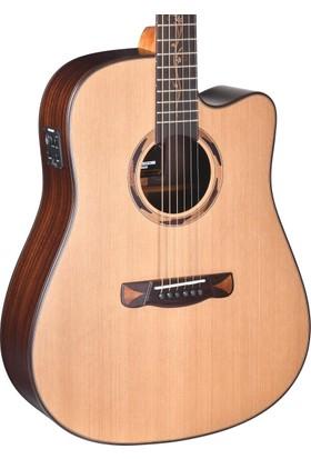 Merida Alcazabra A-17DCES Elektro Akustik Gitar