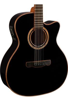 Merida DG-15BKGACES Elektro Akustik Gitar
