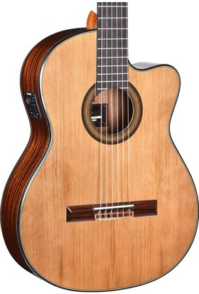 Merida Trajan T-5CES Elektro Klasik Gitar