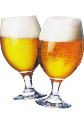 Paşabahçe 6'Lı Bıstro Ayaklı Bira Bardağı