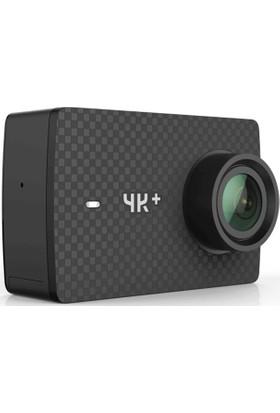 Yi 4K+ (Plus) Kamerası + Su Geçirmez Kap Housing Yi Türkiye Distirübitörü Herigo Garantili