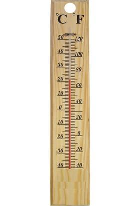Montbell Kamp Outdoor Ahşap Manuel Termometre 425424