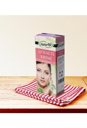 Naturlife Gözaltı Kremi Eye Cream 30 ml (Praben İçermez )