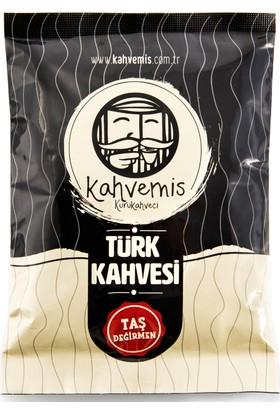Kahvemis Türk Kahvesi 100 gr Folyo Ambalajlı