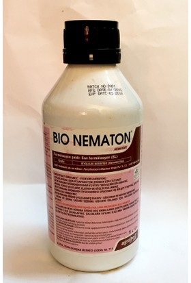 Agrobest Bio Nematon Biyolojik Nematisit 1lt